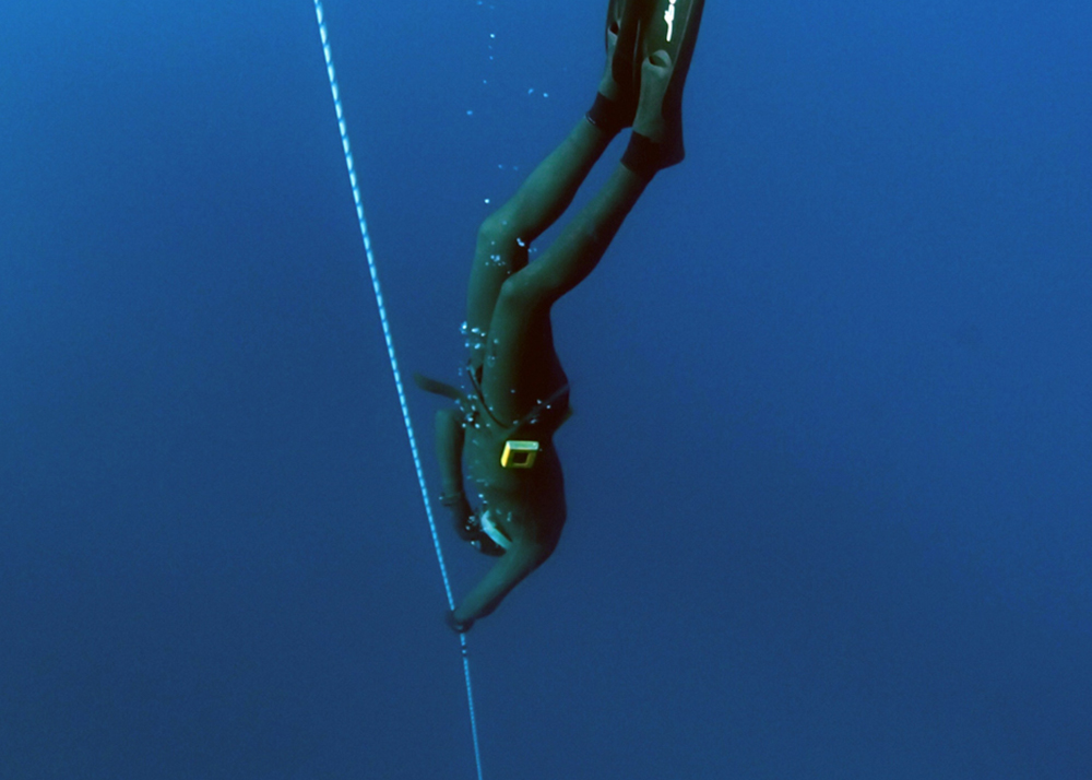 diving and freediving courses Fiji. SSI Level 1 freediving dive course.